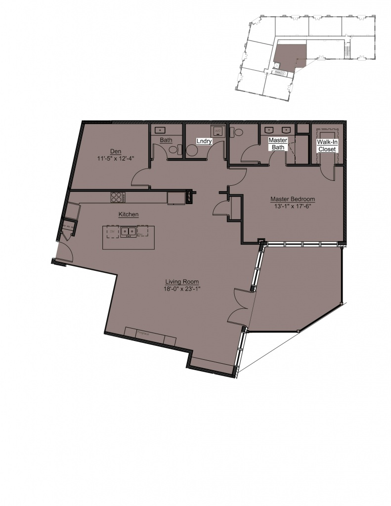 100 8 Unit Apartment Floor Plans Floor Plans
